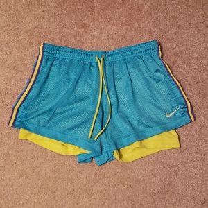 Nike Pro Women's Mesh Shorts